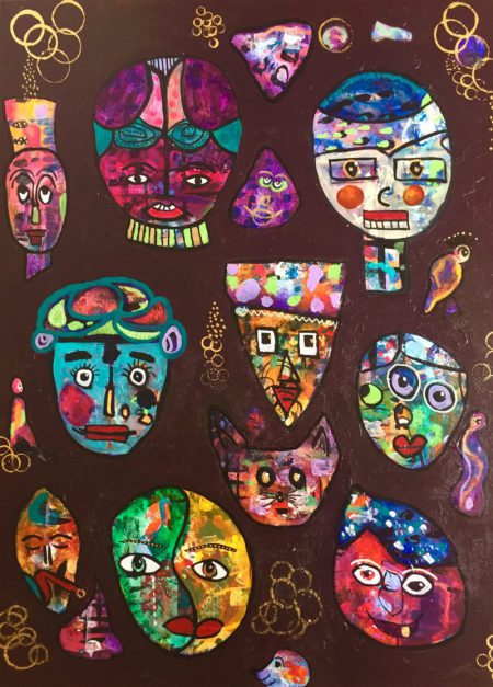 Haunted Faces 02