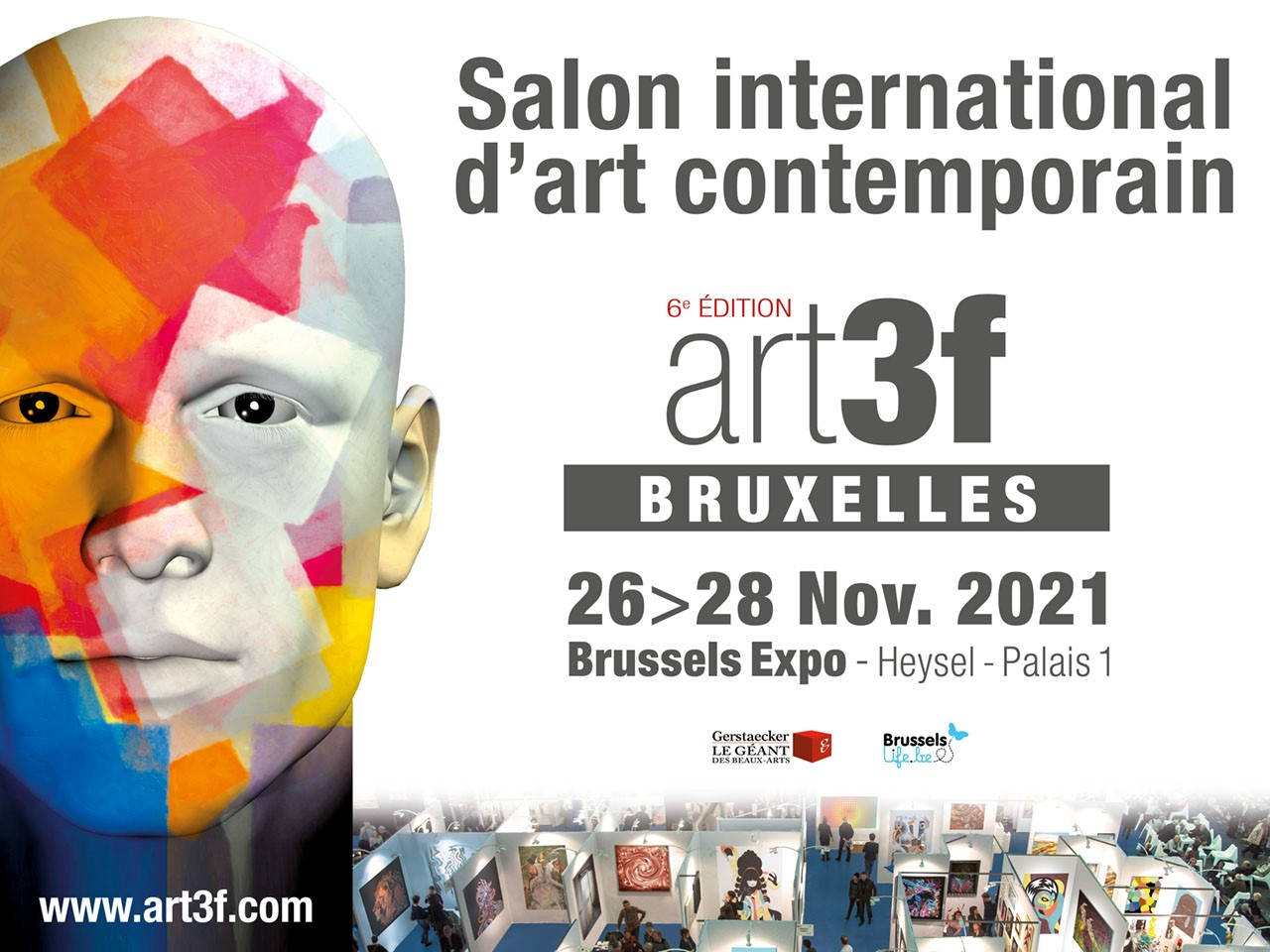 Art3f International Contemporary Art Fair